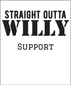 Straight outta Willy